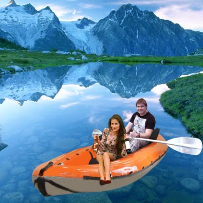 Байдарка Турист-2 Expedition