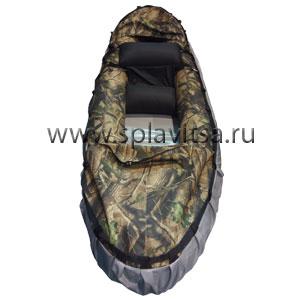 Лодка-байдарка для рыбалки и охоты